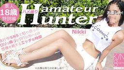 旅行中SNSで知り合ったロリっ娘バックパッカーと・・ ハメ撮り Amateur Hunter Nikki Fox