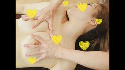 【マッサージ】応募モデル(涙)!!とにかく気持よくなりたい19歳ド淫乱巨乳クォーター!!【個人撮影】